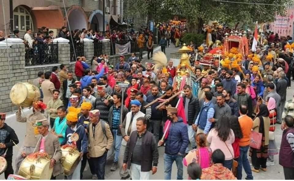 मंडी शिवरात्रि महोत्सव में सार्वजनिक भोज के दौरान जातीय भेदभाव, 2 लोग गिरफ्तार