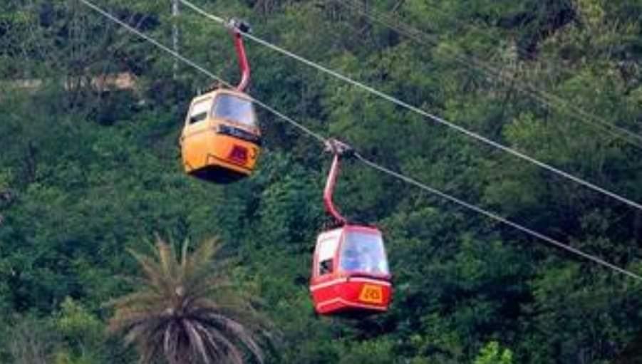 हिमाचल में बनेगा 3850 मीटर लंबा रोपवे, धार्मिक पर्यटन को मिलेगा बढ़ावा