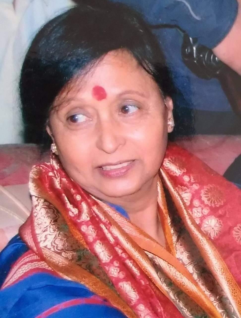 भाजपा नेता व पूर्व मंत्री रही श्यामा शर्मा का 70 वर्ष की उम्र में निधन,