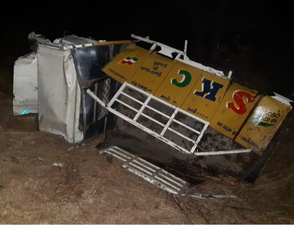 शिमला: पिकअप गिरी 3 युवको की मौके पर मौत , जानिए पूरी खबर