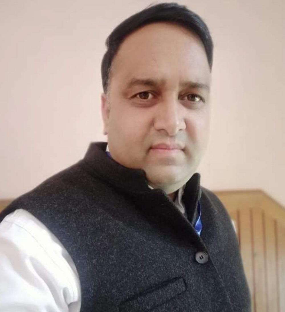 शिमला :कांग्रेस के युवा नेता 'अशोक' की कोरोना महामारी से मौत, कांग्रेस पार्टी ने  गहरा दुःख जताया