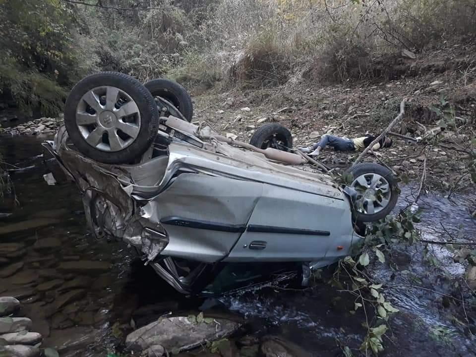 शिमला:रोहडू सुंगरी सडक़ मार्ग पर हादसा, युवक की घटनास्थल पर मौत