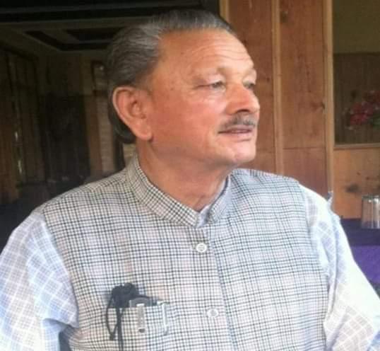 कोरोना से कुल्लू के पूर्व विधायक चंद्रसेन ठाकुर का निधन