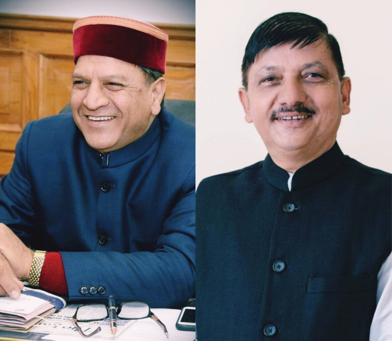 सोलन नगर निगम चुनाव: राजीव बिंदल बनाम राजेंद्र राणा मुकाबला,बीजेपी व कांग्रेस में जबरदस्त टक्कर,