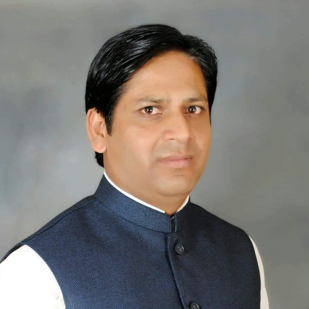 सुनील ठाकुर ने एनजीओ प्रकोष्ठ के सयोंजक बनाए जाने पर मुख्यमंत्री व पार्टी नेताओं का आभार जताया