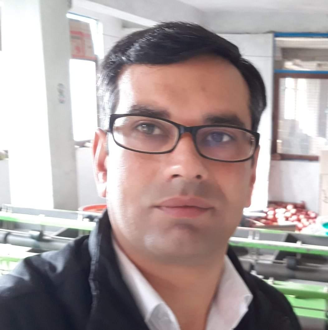पूर्व विधायक रोहित ठाकुर द्वारा मुख्यमंत्री और सरकार की आलोचना कांग्रेस की बोखलाहट:उमेश