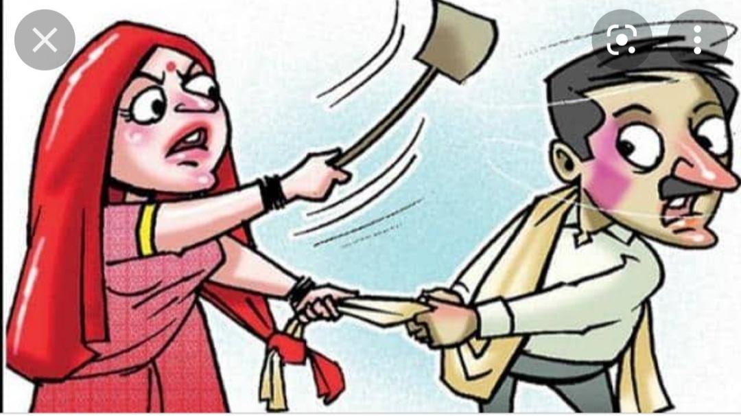 शिमला:मोबाइल चैटिंग से टोका तो पत्नी ने डंडे से तोड़ दिए पति के दांत, fiR दर्ज